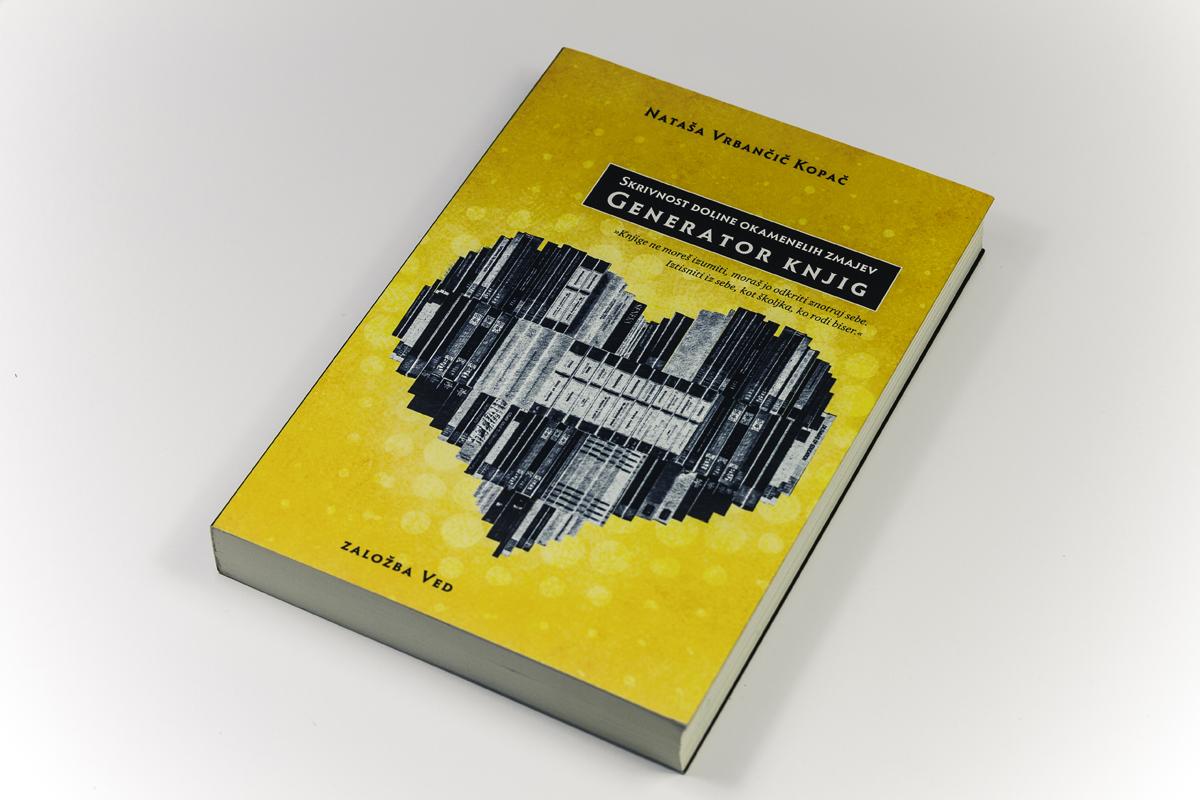 Založba VED - knjižni ovitki