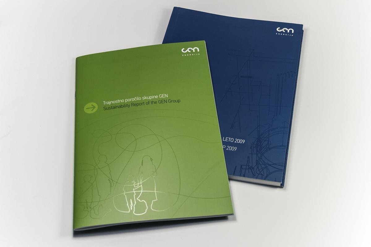 Gen energija - trajnostno poročilo