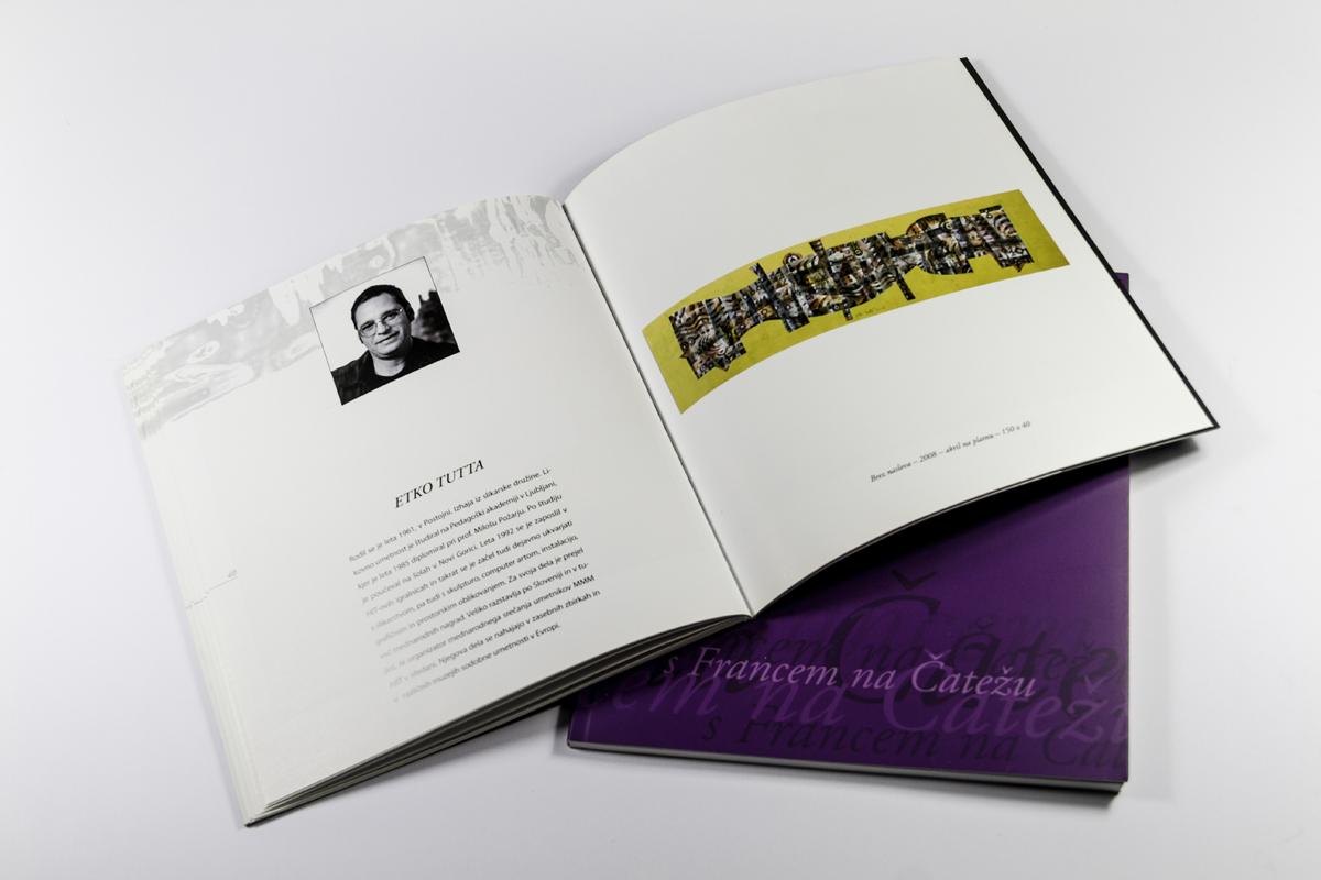 Likovna kolonija Čatež - katalog