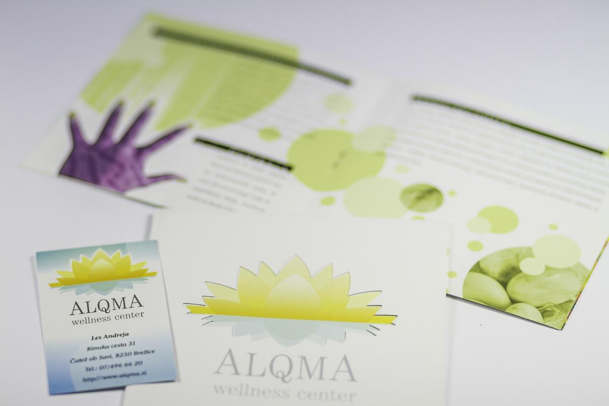 Alqma - poslovne tiskovine