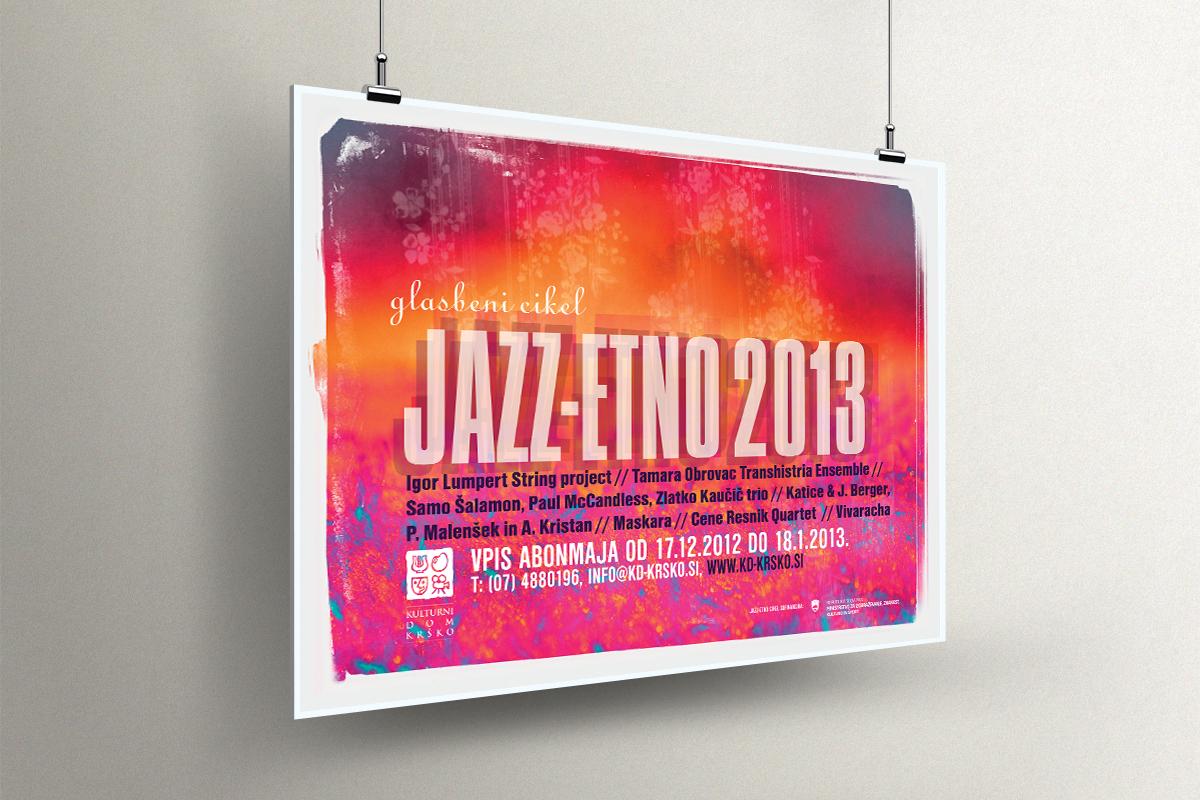 Kulturni dom Krško - Plakat
