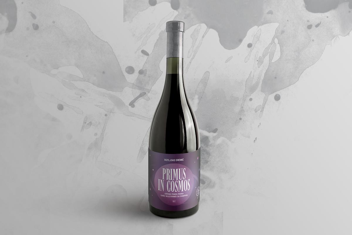 Kunej - Etiketa za šampanjec