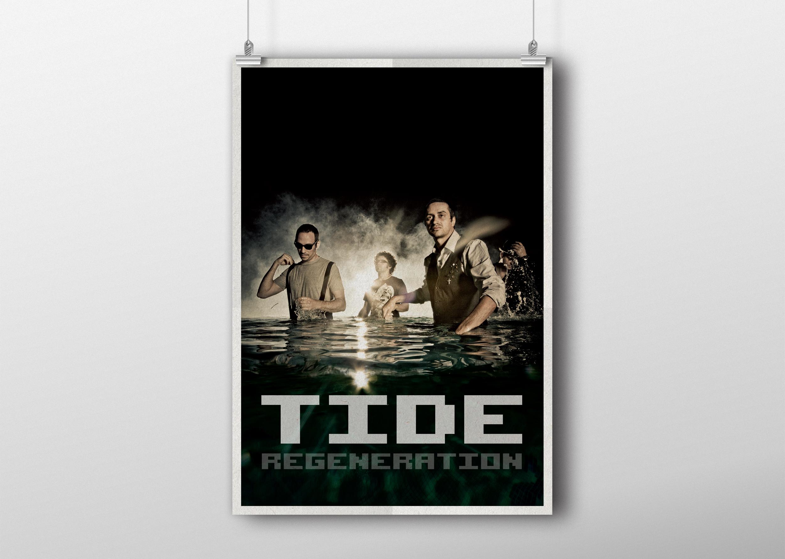 Tide - Plakat
